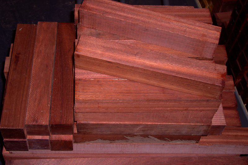 Bloodwood 1 X 12 Inches Medium Red Color Kiln Dried This Is The Better Grade Of What Normally Sold Everywhere Price 4 00